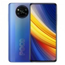 هاتف شاومي بوكو اكس 3 برو رام 6 جيجابايت، بسعة 128 جيجابايت، 6.67 بوصة -  ازرق