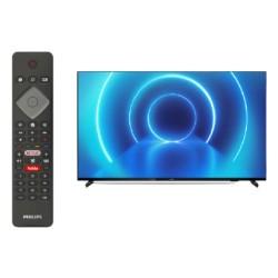 تلفزيون فيلبس سلسلة PUT7605 بحجم 50 بوصة فائق الوضوح ال اي دي (50PUT7605 )