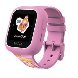ساعة فيكسي تايم ليت للأطفال الذكية من إلاري - وردي