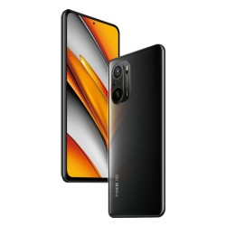 هاتف شاومي بوكو اف 3 5 جي بسعة 128 جيجابايت - أسود