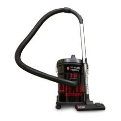 Russell Hobbs 2X 21L 2200Watts Heavy Duty Vacuum Cleaner - Black/Red