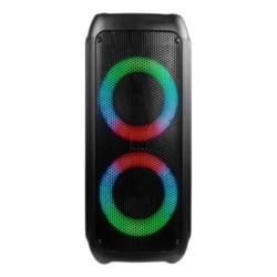 مكبر صوت محمول جروف لايت بقوة 30 واط وتقنية البلوتوث من ونسا (A206-07)