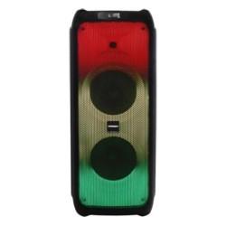 مكبر صوت محمول جروف لايت بلس بقوة 80 واط وتقنية البلوتوث من ونسا (A208-08)