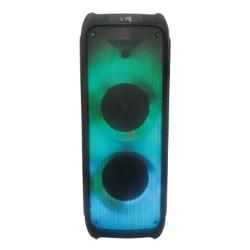 مكبر صوت محمول جروف لايت ماكس بقوة 80 واط وتقنية البلوتوث من ونسا (A210-08)
