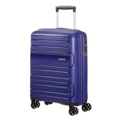 حقيبة صلبة سن سايد بحجم 55 سم من أمريكان توريستر - أزرق