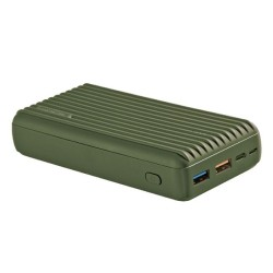 Promate 30000mAh PD-Qc3.0 Power Bank - Green