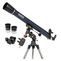 تلسكوب استروماستر EQ90 انكساري من سلسترون