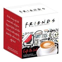 كبسولات القهوة كافيه او لايت من فريندز - (10x10غ)