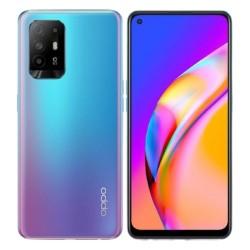 هاتف أوبو رينو 5 زي بسعة 128 جيجابايت - أزرق