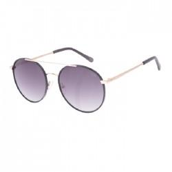 Chilli Beans Round Gold Sunglasses - OCMT2955