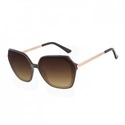 نظارة تشيلي بينز مربعة -  بني - OCCL3178