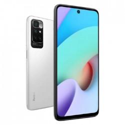 هاتف شاومي ريدمي 10 بسعة 128 جيجابايت - أبيض