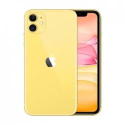 هاتف أبل أيفون ١١ (١٢٨ جيجابايت) - أصفر