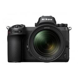 كاميرا نيكون الرقمية زد٧ بدون مرآة مع عدسة ٢٤-٧٠ ملم