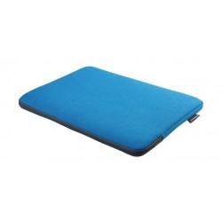 Gecko Universal Zipper Sleeve 17'' Laptop Cover - Blue