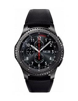 ساعة سامسونج جير إس ٣ فرونتير الذكية – أسود