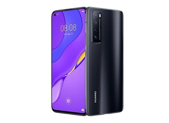 Huawei Nova 7 256GB Phone (5G) – Black