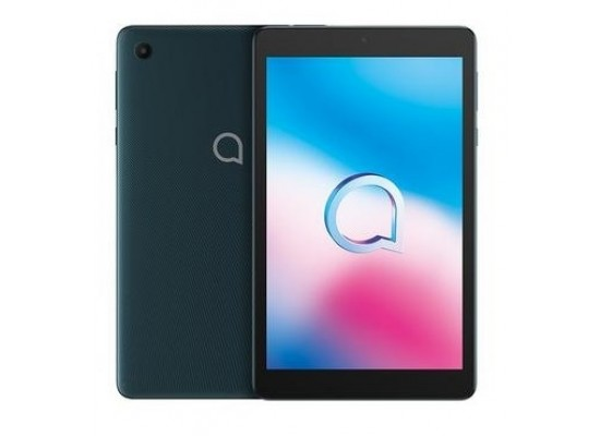 """Alcatel 3T 32GB 8"""" Tablet with Flip Cover - Green"""