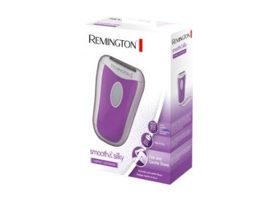 Remington WSF4810 Smooth & Silky Compact Lady Shaver