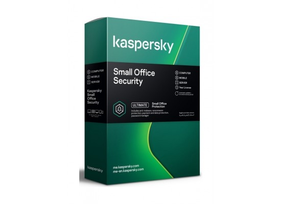 Kaspersky Office Security V8 - 5+5+1 User