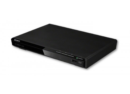 Sony Blu-Ray Player (DVP-SR370HP)