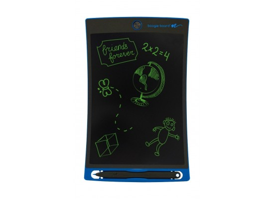Boogie Board Jot 8.5-inch  e-Writer with Cover - Blue