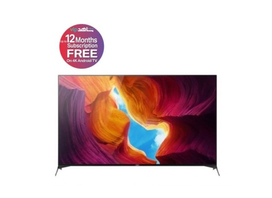Sony 65-inches Android 4K LED TV - (KD-65X9500H)