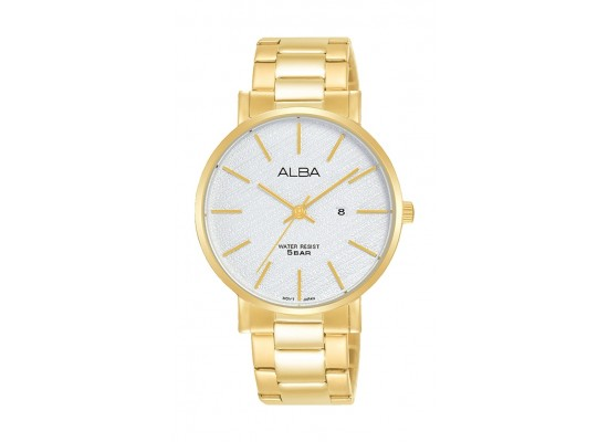 Alba 34mm Ladies Analog Casual Metal Watch - (AH7T60X1)