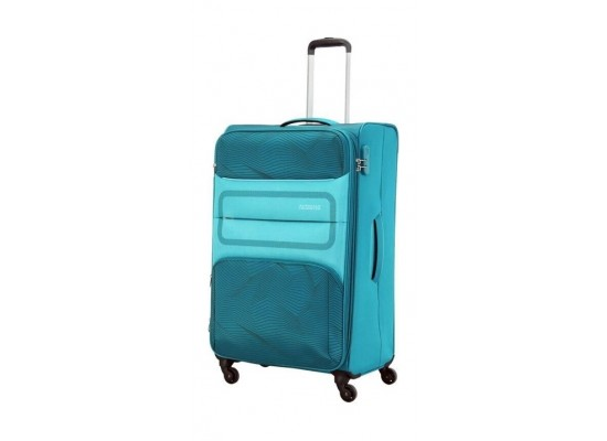American Tourister Chelsea Soft Luggage (Small) - Jade