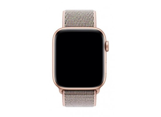 Apple 44mm Smart Watch Sport Loop - Pink Sand