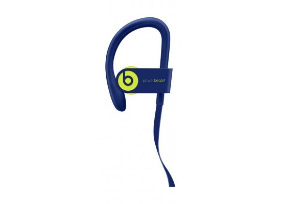 Beats PowerBeats3 Wireless Earphones Pop Collection - Pop Indigo 2