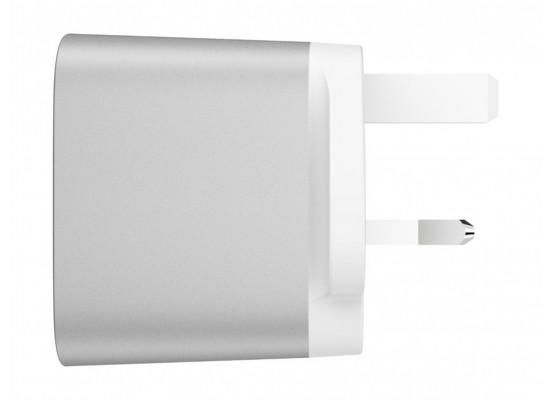 Belkin Boost Charge 2-Port Home Charger - F7U049MYSLV