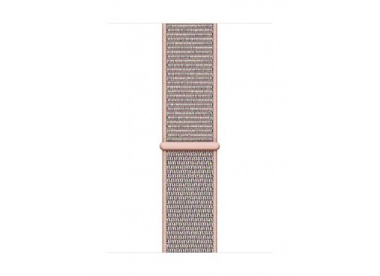 Apple 44mm Smart Watch Sport Loop - Pink Sand 1
