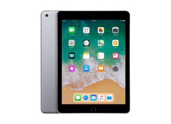 APPLE iPad (2018) 9.7-inch 32GB Wi-Fi Only Tablet - Grey