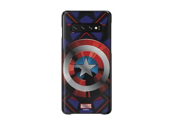 Samsung Galaxy S10 Phone Case - Captain America