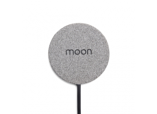 Moon Waterproof Charging Pad - Grey Fabric