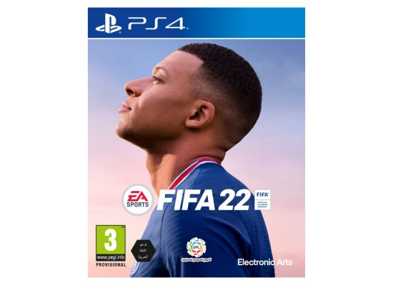 FIFA 22 PS4 Standard Edition in Kuwait Pre-Order Online Xcite
