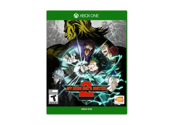 My Hero: One's Justice 2 - Xbox One Game