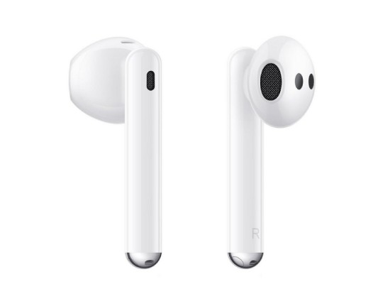Huawei Freebuds 4 True Wireless Earphones White without charging case
