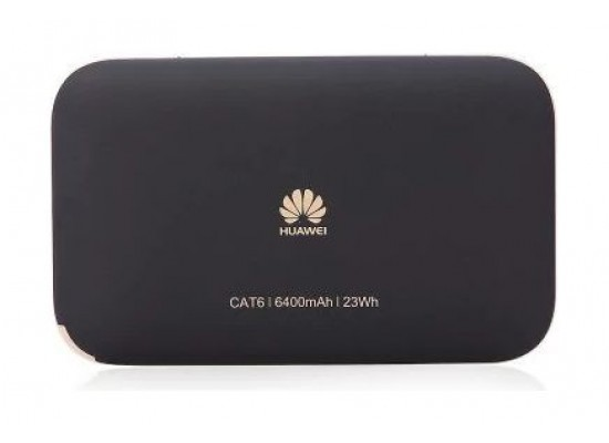 HUAWEI 4G LTE Wireless 2 Pro Router Black & Rose Gold - Back View
