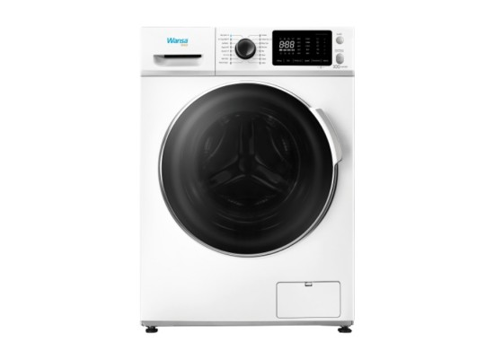 Wansa Gold 8/6KG Front Load Washer Dryer in Kuwait | Buy Online – Xcite
