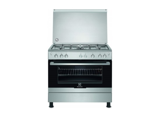 Buy Electrolux 0x60cm Gas Cooker online at the best price in Kuwait. Shop Online and get new gas cooker with free shipping from Xcite Kuwait.