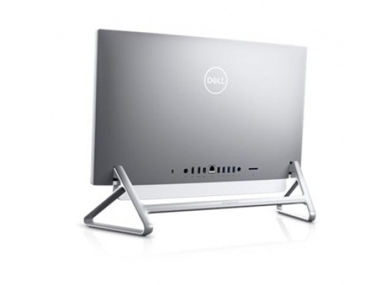 """Dell Inspiron 5400 Intel Core i7 11th Gen. 16GB RAM 1TB HDD + 128GB SSD 23.8""""FHD Infinity Touch All-In-One Desktop - Silver"""