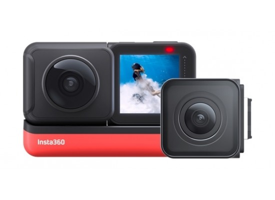 Insta360 ONE R Twin Edition Action Camera