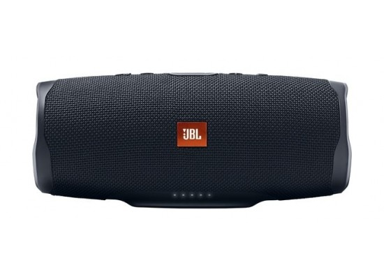 JBL Charge 4 20HR-IPX7 Portable Bluetooth Speaker - Black