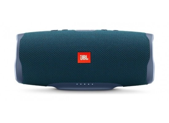 JBL Charge 4 20HR-IPX7 Portable Bluetooth Speaker - Blue