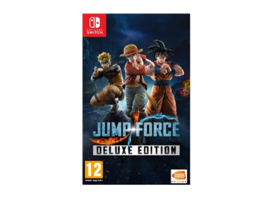 Buy Jump Force With Season Pass Game at the best price in Kuwait. Shop online and get new game with free shipping from Xcite Kuwait.