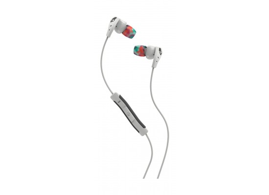 Skullcandy Method In-Ear Wired Earphones with Remote/Mic – Charcoal  View 1