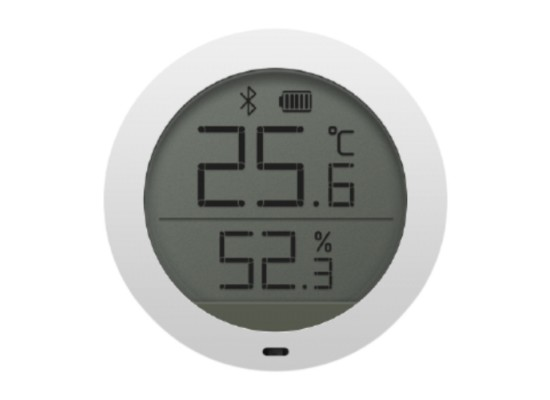 Xiaomi Mi Temperature and Humidity Monitor in Kuwait   Buy Online – Xcite