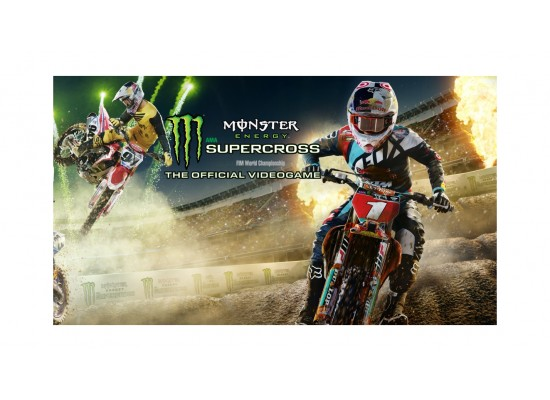 Monster Energy Supercross - Xbox One Game